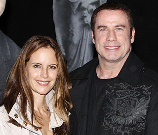 Kelly Preston: John parks the airplane in the backyard