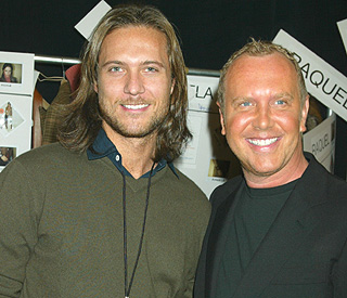 Michael Kors marries longtime love Lance LePere