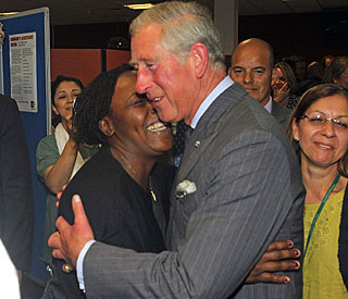 Prince Charles' charity donates £2.5m to riot areas