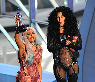 Cher and Lady Gaga to record power-ballad duet