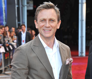 Daniel Craig: I'm comfortable being an on-screen hunk