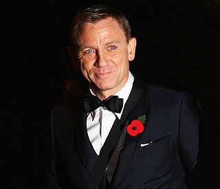 Daniel Craig 'excited' to be Bond again