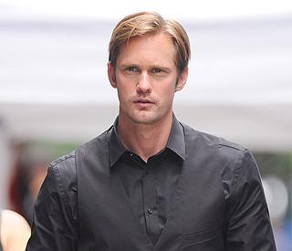 True Blood's Alexander Skarsgard to play eco warrior