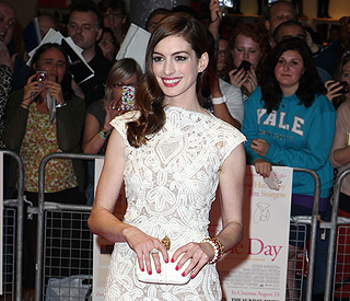 Anne Hathaway looked to 'Emmerdale' for accent