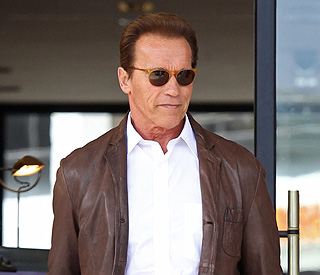 Arnold Schwarzenegger to make movie comeback