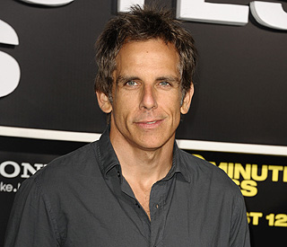 Ben Stiller to receive Bafta comedy award