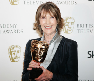 Dame Eileen Atkins quits 'Upstairs Downstairs'