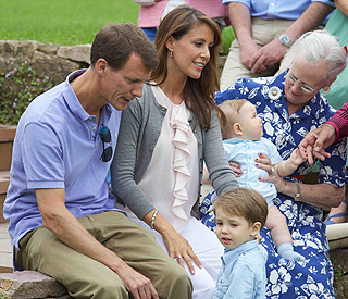 'I would like a little girl': Prince Joachim on pregnancy
