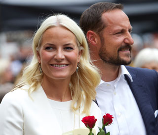 Haakon and Mette-Marit celebrate tenth anniversary