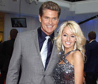 David Hasselhoff opens his heart about Welsh girlfriend