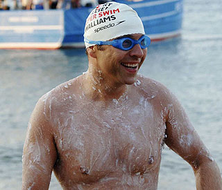 David Walliams to swim the Thames for charity