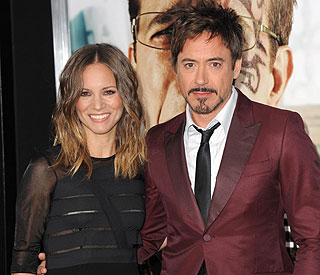 Robert Downey Jr and wife expecting first child together