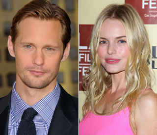 Alexander Skarsgard on romance with Kate Bosworth