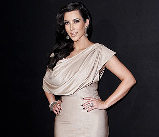 Kim Kardashian is ready for motherhood