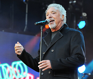 Tom Jones in 'good health' following hospital release