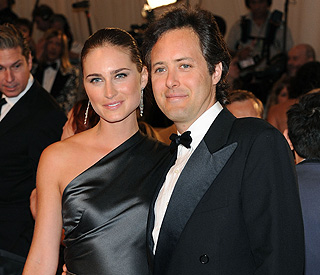 Lauren Bush and David Lauren tie the knot