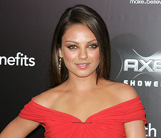 Mila Kunis still believes in 'fairytale romance'