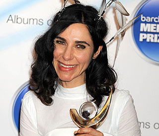 Adele and Tinie lose out to PJ Harvey at Mercury prize