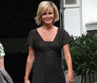 Expectant Amanda Holden recovering after car crash