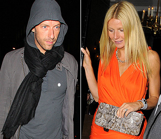 Chris Martin steps out in support of wife Gwyneth