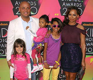 Mel B and husband Stephen announce baby's name