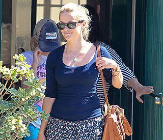 Reese Witherspoon 'resting' after being hit by car