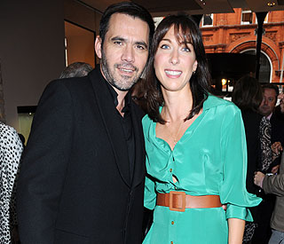 Samantha Cameron glams up for London fashion event