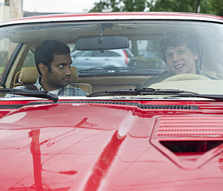 Jesse Eisenberg's 'fun' high speed car chases