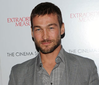 'Spartacus' actor Andy Whitfield dies at 39