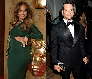 J-Lo dines out with film hunk Bradley Cooper