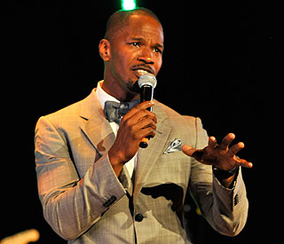 Jamie Foxx to host Michael Jackson tribute show