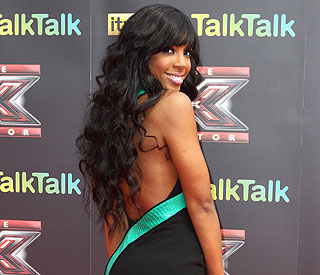 Kelly Rowland's party ban for 'X Factor' finalists
