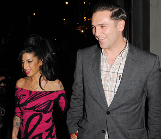 'She loved being domestic': Amy's man Reg Traviss