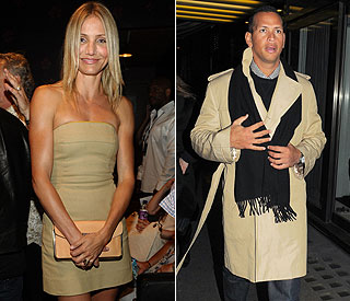 Cameron Diaz splits up with Alex Rodriguez