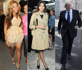 Beyonce, Burberry and Boris are London highlights