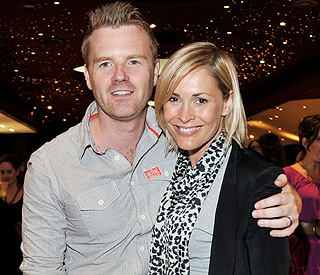 TV presenter Jenni Falconer welcomes her first baby