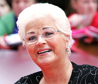 Pam St Clement set to leave 'EastEnders' in flames