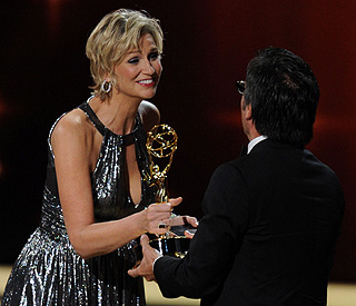 Jane Lynch unsure if she would host Emmys again
