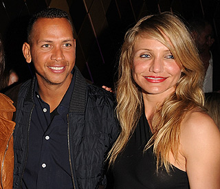 A-Rod: I still have 'a lot of love' for ex Cameron Diaz