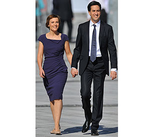 Ed Miliband's wife Justine a class act at party conference
