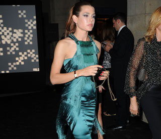 Picture perfect Charlotte Casiraghi at Gucci gala