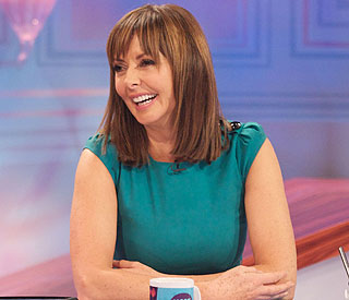 Carol Vorderman: 'Loose Women is a hoot'