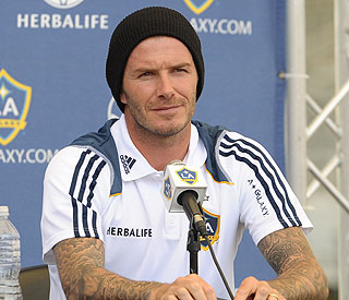 David Beckham 'disgusted' by summer riots