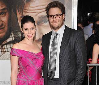 Seth Rogen marries long-term girlfriend Lauren Miller