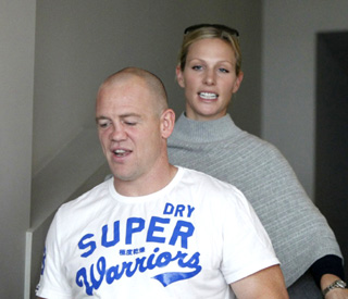 Blonde's night out with Mike Tindall was 'totally innocent'