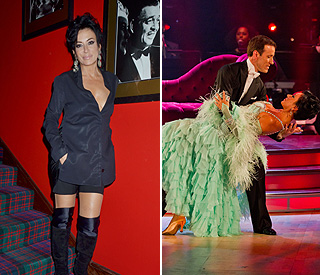 Nancy Dell'Olio 'to wear as little as possible' on Strictly