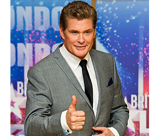 David Hasselhoff: 'I'll be back for new 'BGT' series'
