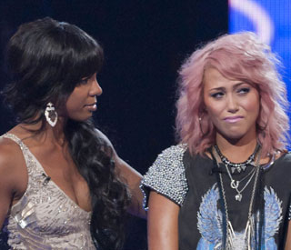 Judges cull 'X Factor' four