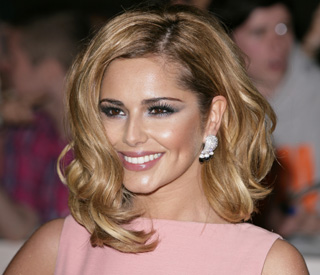 Cheryl Cole reborn… as Marilyn Monroe!