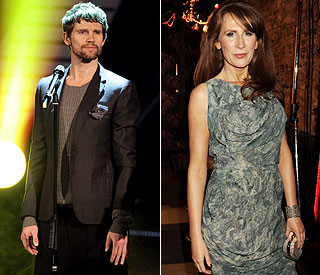 Jason Orange rumoured to be dating Catherine Tate